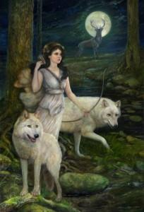 Artemis Greek Goddess