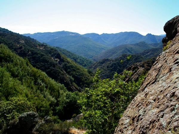 Mountains of Malibu